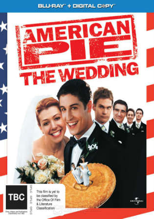 American Pie 3 American Wedding 2003 BRRip 300Mb Hindi Dual Audio 480p Watch Online Full Movie Download Bolly4u