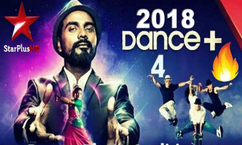 Dance Plus Season 4 HDTV 480p 200MB 11 November 2018 Watch Online Free Download Bolly4u