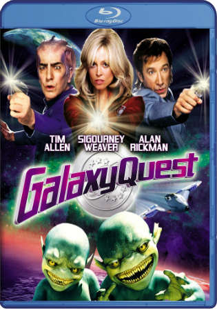 Galaxy Quest 1999 BRRip 800Mb Hindi Dual Audio 720p Watch Online Full Movie Download Bolly4u