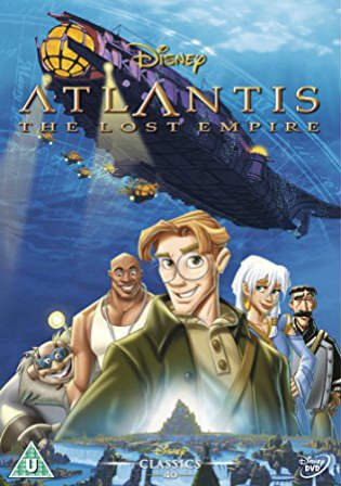 Atlantis The Lost Empire 2001 BRRip 550Mb Hindi Dual Audio 720p Watch Online Full Movie Download Bolly4u