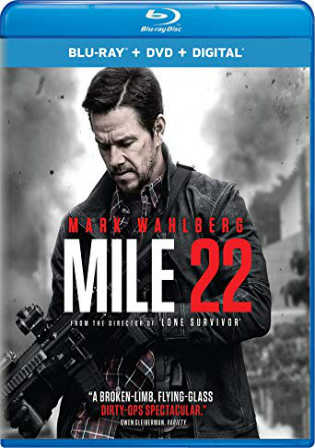 Mile 22 2018 BRRip 900MB English 720p ESub Watch Online Full Movie Download Bolly4u
