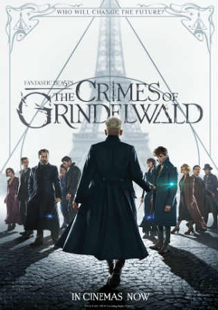 Fantastic Beasts The Crimes of Grindelwald 2018 HDCAM 950Mb Hindi Dual Audio 720p Watch Online Full Movie Download Bolly4u