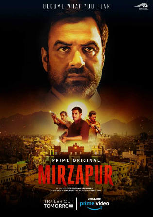Mirzapur 2018 HDRip 350MB Hindi Complete Season 01 480p Download Watch Online Free Bolly4u