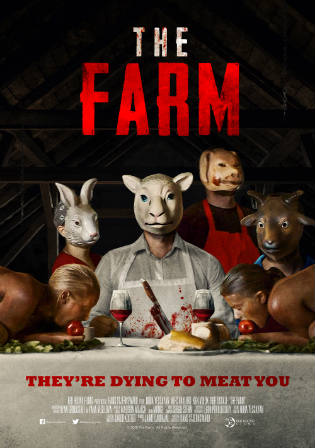 The Farm 2018 WEB-DL 650MB English 720p ESub Watch Online Full Movie Download Bolly4u