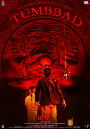 Tumbbad 2018 Pre DVDRip 300Mb Full Hindi Movie Download 480p