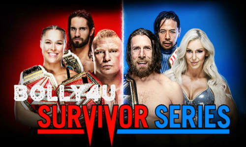 WWE Survivor Series 2018 WEBRip 600MB PPV 480p