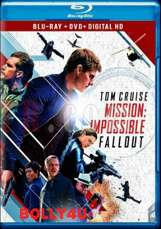 Mission Impossible Fallout 2018 BRRip 450MB Hindi Dual Audio ORG 480p ESub Watch Online Full Movie Download bolly4u