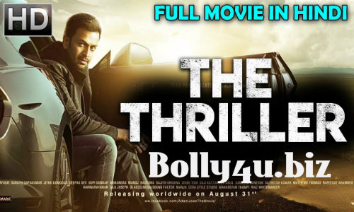 The Thriller 2018 HDRip 350Mb Full Hindi Dubbed Movie Download 480p