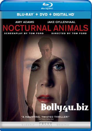 Nocturnal Animals 2016 BRRip 999MB Hindi Dual Audio ORG 720p Watch Online Full Movie Download bolly4u