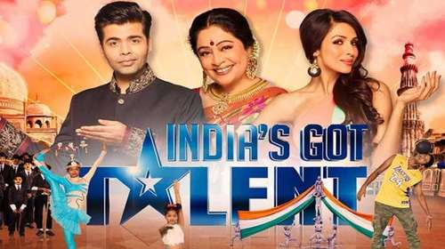 Indias Got Talent Season 8 HDTV 480p 180MB 24 November 2018 Watch Online Free Download bolly4u