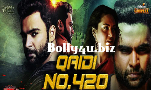Qaidi No 420 2018 HDRip 300Mb Full Hindi Dubbed Movie Download 480p
