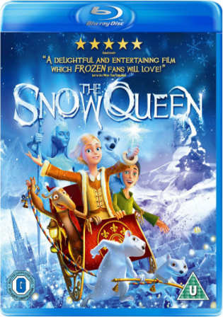 The Snow Queen 2 2014 BRRip 1GB Hindi Dual Audio 720p Watch Online Full Movie Download bolly4u