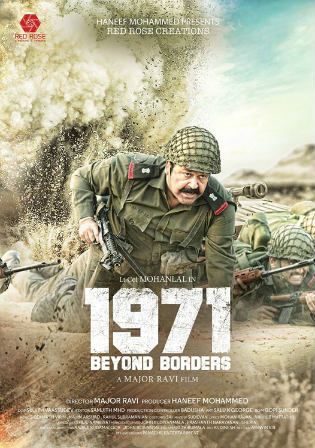 1971 Beyond Borders 2017 HDRip 400MB UNCUT Hindi Dual Audio 480p