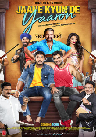 Jaane Kyun De Yaaron 2018 HDRip 350MB Full Hindi Movie Download 480p Watch Online Free bolly4u