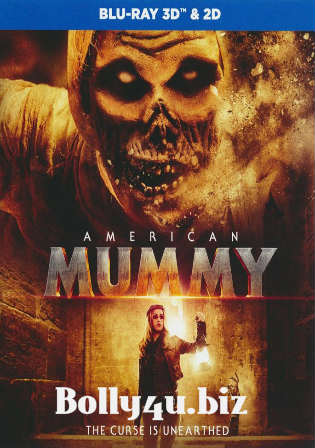 American Mummy 2014 BRRip 280MB UNRATED Hindi Dual Audio 480p Watch Online Full Movie Download bolly4u
