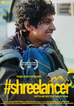 Shreelancer 2017 HDRip 300Mb Full Hindi Movie Download 480p