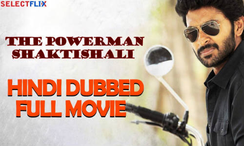 The Powerman Shaktishali 2018 HDRip 350Mb Hindi Dubbed 480p