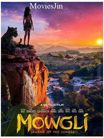 Mowgli Legend of the Jungle 300MB Movie Hindi Dual Audio ORG 480p