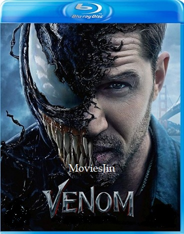 Venom 2018 BluRay Download Hindi 1GB Dual Audio 720p
