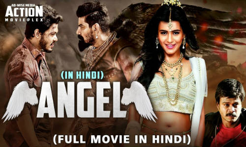 Angel 2018 HDRip 750MB Full Hindi Dubbed Movie Download 720p