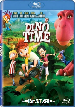 Dino Time 2012 BluRay 800MB Hindi Dual Audio 720p
