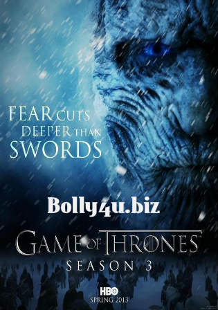 Game of Thrones S03E02 BRRip 200MB Hindi Dual Audio 480p