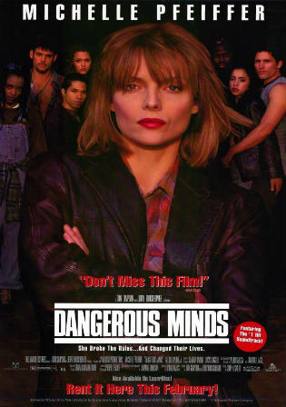 Dangerous Minds 1995 WEB-DL 300MB Hindi Dual Audio 480p Watch Online Full Movie Download bolly4u