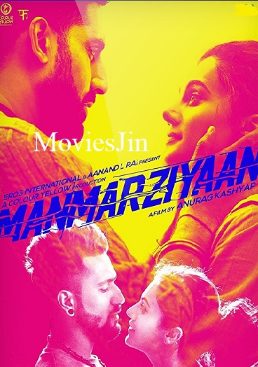 Manmarziyaan 2018 Full Movie Download WEBDL 720p