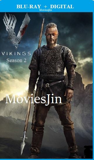 Vikings Full Season 2 Hindi BRRip Dual Audio Download 720p