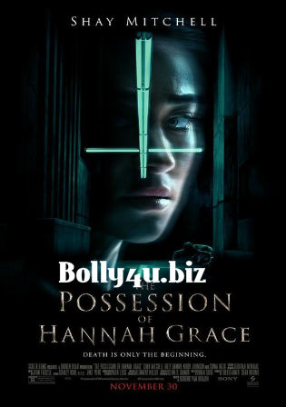 The Possession of Hannah Grace 2018 HDCAM 600MB Hindi Dual Audio 720p