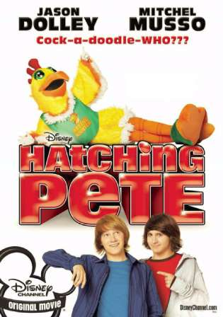 Hatching Pete 2009 HDTV 300MB Hindi Dual Audio 480p