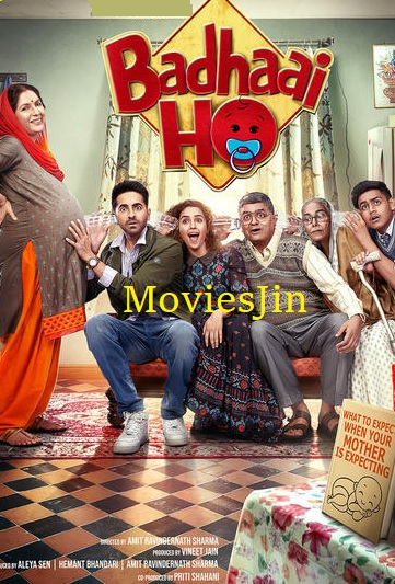 Badhaai Ho 2018 HD Full Movie Download 720p