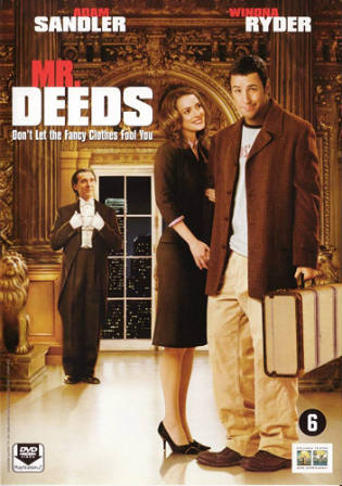 Mr Deeds 2002 BluRay 750Mb Hindi Dual Audio 720p Watch Online Full Movie Download bolly4u