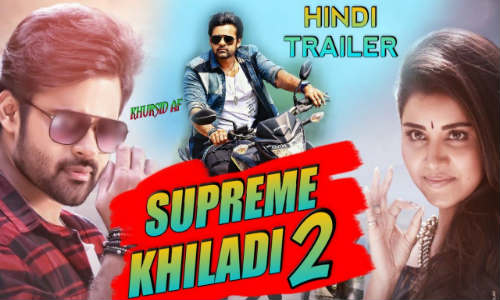 Supreme Khiladi 2 2018 HDRip 950Mb Hindi Dubbed 720p Watch Online Free Download bolly4u
