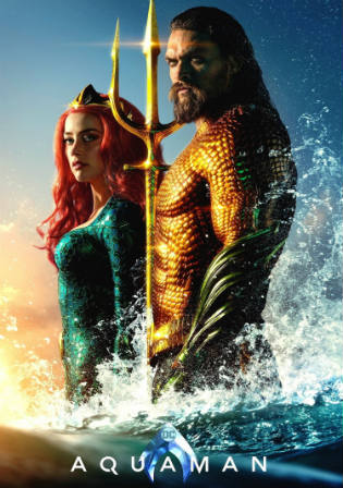 Aquaman 2018 HDTC 1GB Hindi Dual Audio 720p