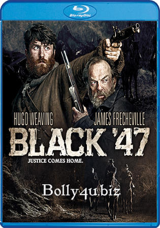 Black 47 2018 BRRip 900Mb English 720p ESub