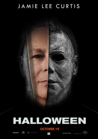 Halloween 2018 WEB-DL 850Mb Full English Movie Download 720p ESub
