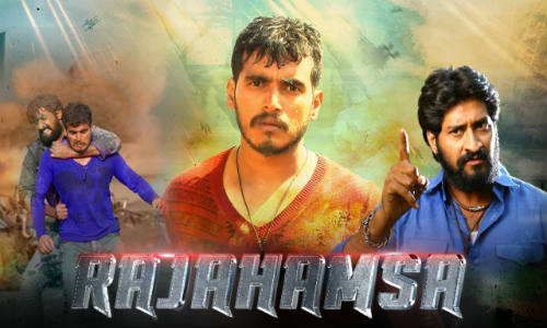 Rajahamsa 2018 HDRip 800Mb Hindi Dubbed 720p Watch Online Full Movie Download bolly4u