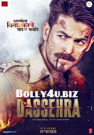 Dassehra 2018 HDRip 300Mb Full Hindi Movie Download 480p Watch Online Free bolly4u