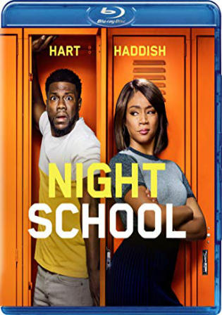 Night School 2018 BRRip 1GB English 720p ESub