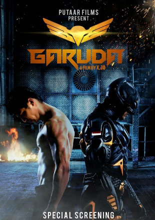 Garuda Superhero 2014 HDRip 900Mb Hindi Dubbed 720p