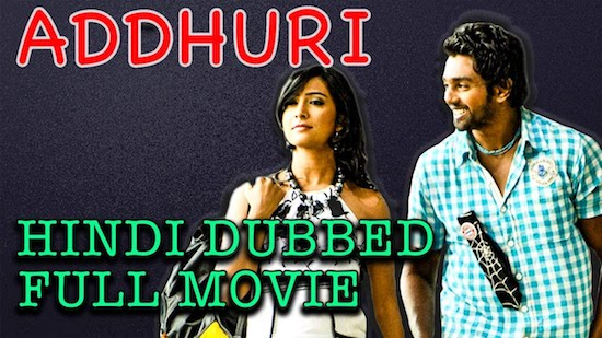 Addhuri 2018 HDRip 750MB Full Hindi Dubbed Movie Download 720p