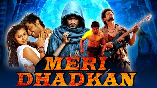 Meri Dhadkan 2018 HDRip 750Mb Hindi Dubbed 720p