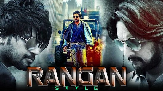 Rangan Style 2018 HDRip 900Mb Full Hindi Dubbed Movie Download 720p