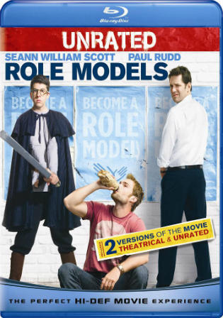 Role Models 2008 BluRay 800Mb UNRATED Hindi Dual Audio 720p Watch Online Full Movie Download Bolly4u