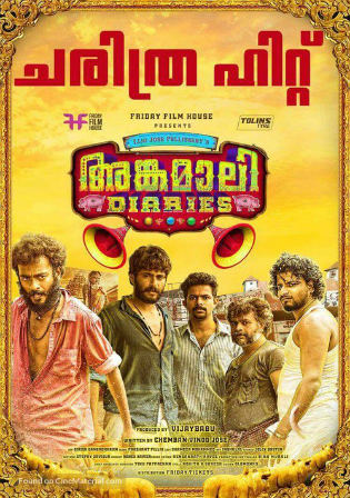 Angamaly Diaries 2017 HDRip 1GB UNCUT Hindi Dual Audio 720p Watch Online Full Movie Download bolly4u