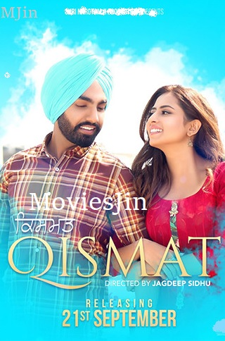 Qismat 2018 300MB Punjabi Movie Download HDTV 480p