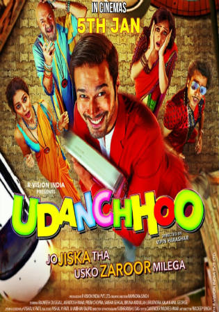 Udanchhoo 2018 HDRip 850Mb Full Hindi Movie Download 720p Watch Online Free bolly4u
