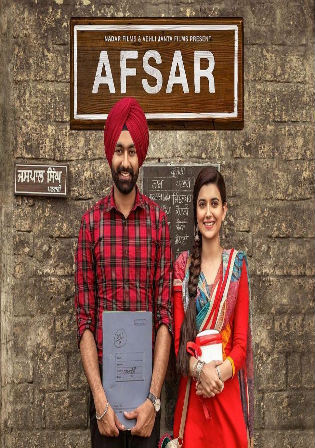 Afsar 2018 SDTV 350Mb Full Punjabi Movie Download 480p