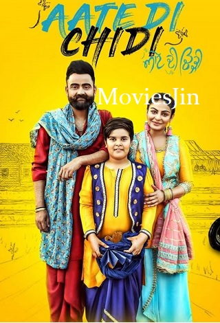 Watch Online Aate di chidi 2018 300MB Punjabi Movie HDTV 480p Full Movie Download 300mbmovies